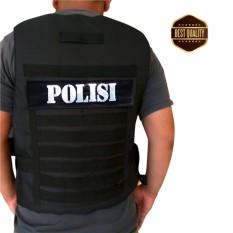 Pelindung/Rompi dada Mutifungsi POLISI - Best Seller