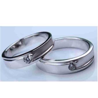 Gambar Perak 925 rhodium. Merk: Cincin Tunangan