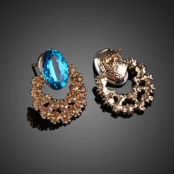 Harga Spesifikasi SET Anak Apel (Kalung + Gelang + Anting + Cincin) Perhiasan Lapis