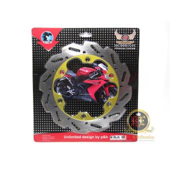 harga Piringan Cakram Motor Belakang Ninja RR Rear Lazada.co.id