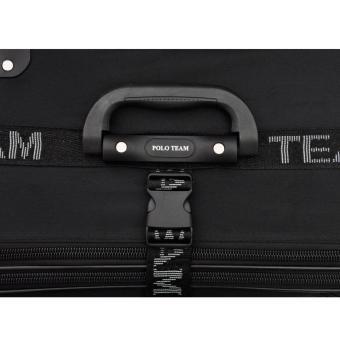 ... Polo Team Tas Koper 093 - 20 inch Gratis Pengiriman JABODETABEK - Hitam - 4 ...