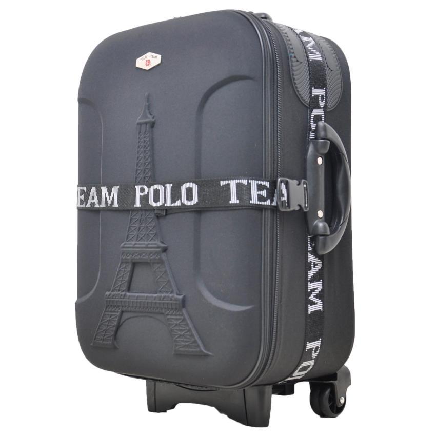 Polo Team Tas Koper Expander 2 Roda size 20 inch Gratis Pengiriman JABODETABEK .
