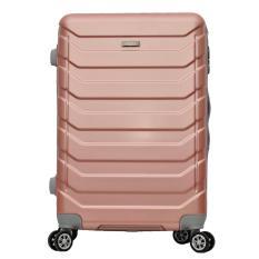 Polo Team Tas Koper Hardcase 4 Roda Putar Size 24 inch 8705- Rose
