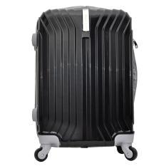 Polo Team Tas Koper Hardcase Kabin size 20 inch 086 - Hitam