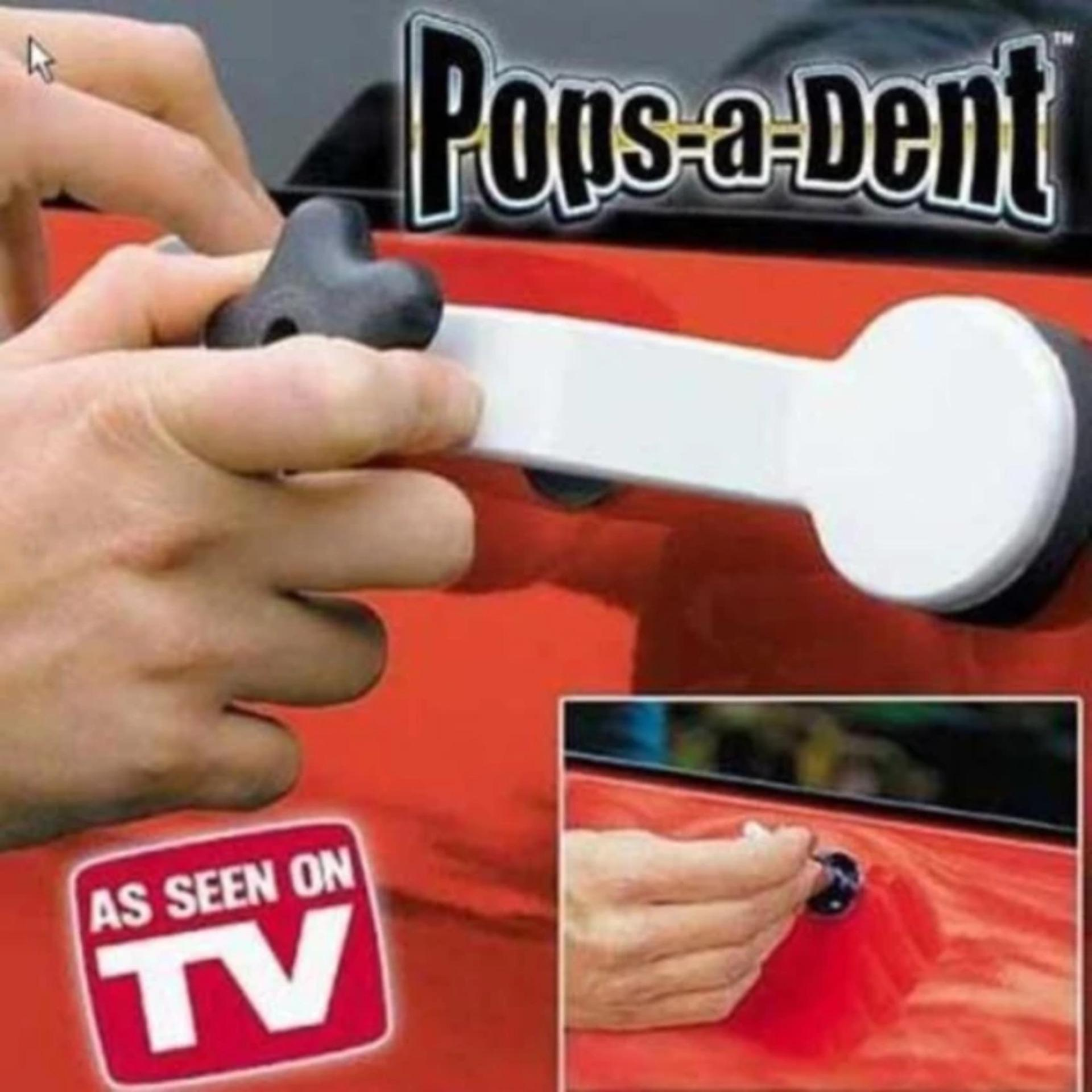 Pops a Dent - Alat Ketok Magic untuk perawatan mobil penyok