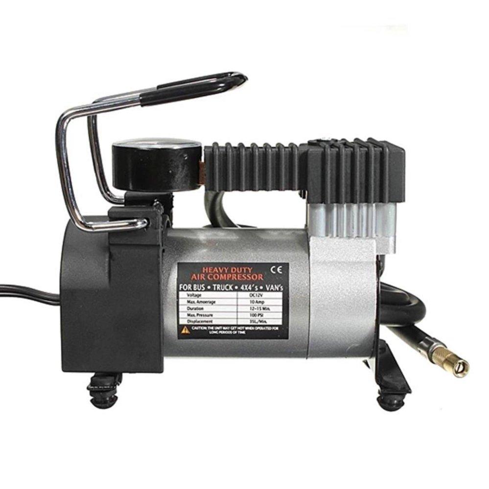 Bandingkan Toko Portable Air Compressor Heavy Duty 12v Pompa Angin Ban Mobil Motor Kasur