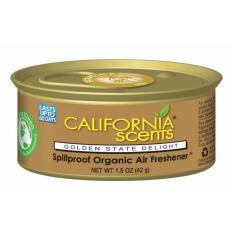 Premium California Scents Pengharum Mobil Aroma GOLDEN STATE DELIGHT