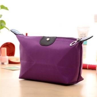 BELI SEKARANG Prime Tas Kosmetik Mini - Cosmetic Bag Pouch Purse Tempat Dompet Kosmetik - Ungu Klik di sini !!!