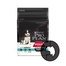 pro plan 2.5 kg puppy medium sensitive digestion optidigest