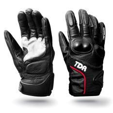 Promo Sarung Tangan Kulit TDR Gloves RG-GT Hitam Black Original