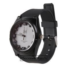 Q&Q - Jam Tangan Pria dan Wanita - Analog Watch - Strap Rubber - VQ-255
