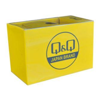 Q&Q Upin&Ipin QQ 007 AF Jam Tangan Anak - Anak Pria & Wanita New Edition Rubber Strap - 3