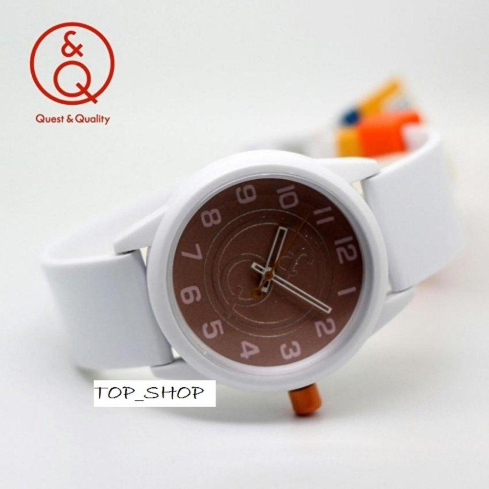 Flash Sale Q&Q Watch - Jam Tangan Wanita - Rubber Strap - QQ6J034TSHP