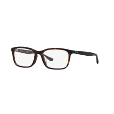 Ray-Ban Vista Optical - RX5336D - Matte Havana (5211) Size 55 Demo Lens