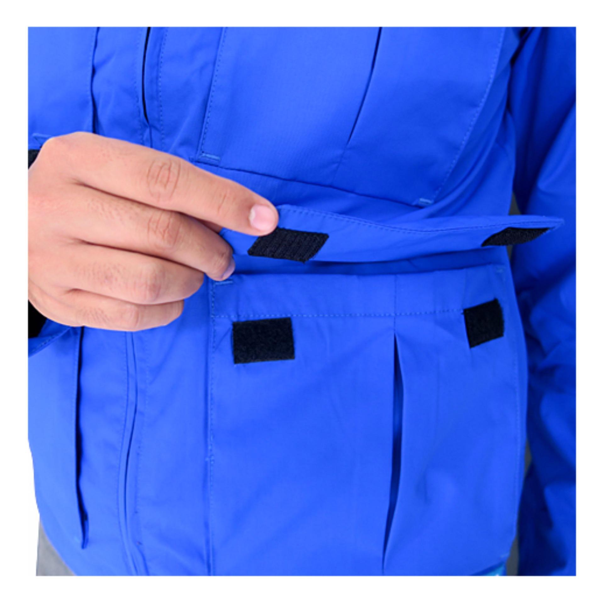Respiro - Cargo Jacket R1.4 Blue ...