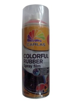 Rubber Paint Cat Semprot Karet atau Rubber Coating - Merah