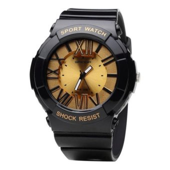 SANDA Quartz Watch Men Women Watches 2016 Top Brand Luxury Famous Wristwatch Male Female Clock Wrist Watch Ladies Quartz-watch MZAF9 - intl