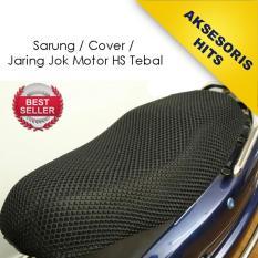 Sarung Cover Jaring Jok Motor HS