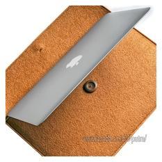 Sarung Laptop Sleeve Case Tas Laptop Softcase Laptop ( HF Sleeve Case Woolen Felt Depan Kancing ) - Layar 14.1 inci