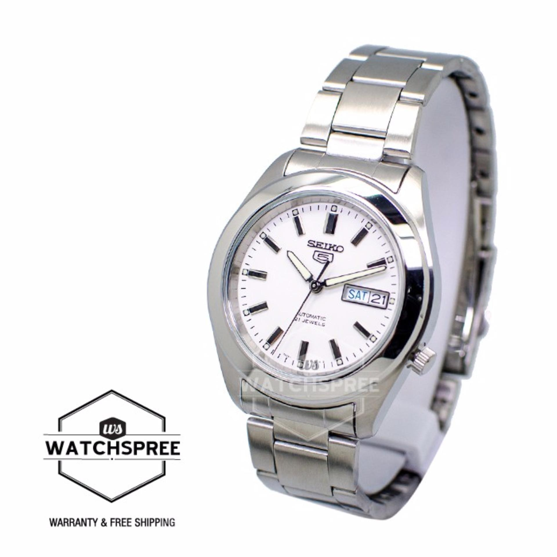 Seiko Ssa093k1 Automatic Green Dial Jam Pria Ssa093 Daftar Harga 5 Sports Mens Srp681k1 Tangan Srp681 Silver Stainless Snkm61k1 White Day Date Snkm61