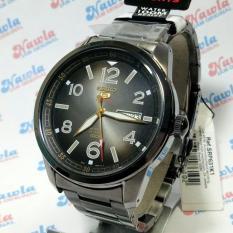 Seiko 5 Sports SRP631K1 Automatic Black Bracelet - jam Pria SRP631