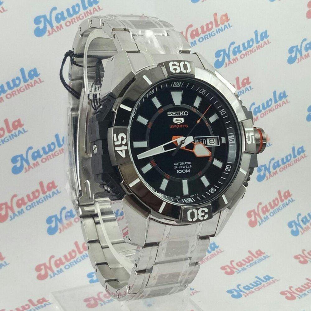 SRP569K1 Automatic Black IP St Steel Jam Pria SRP569 4 . Source ·