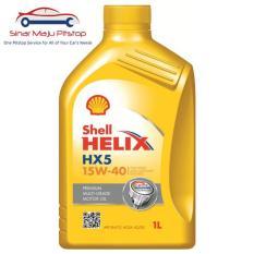10W 40 Oli Mobil Bensin 1 Liter OriginalIDR65000 Rp 80000 Shell Helix