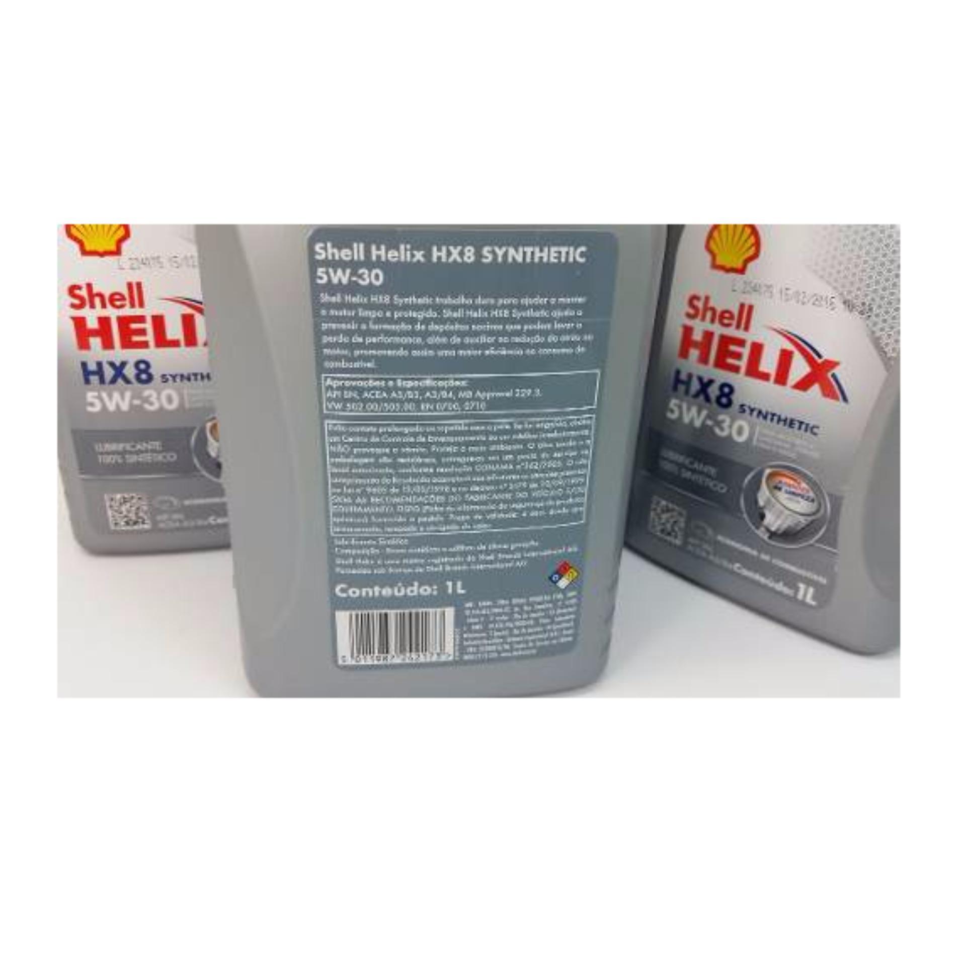 Online Murah Shell Helix Hx8 5w 30 Fully Synthetic 1 Liter Ultra 40 Api Sn Cf Oil Pelumas Oli Mesin Mobil 4 Original Resmi Segel