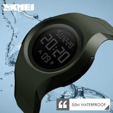 Rp 99000 SKMEI Merek Olahraga Smart Fashion Watch Waterproof Digital Mens Watches