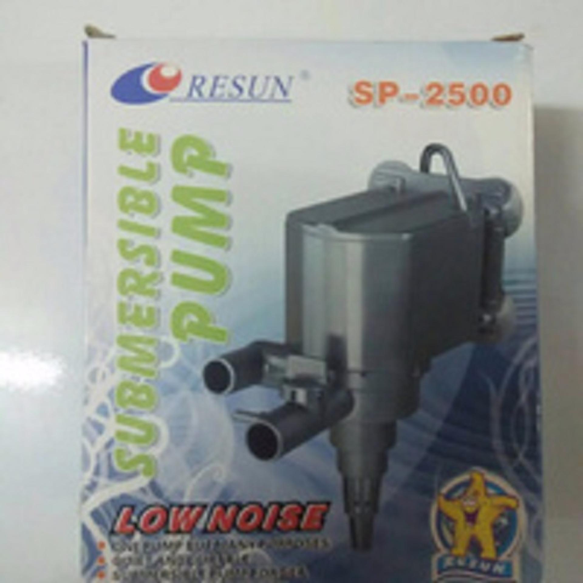 Sloof Power Head Resun SP-2500 : Mesin Pompa Air for Aquarium