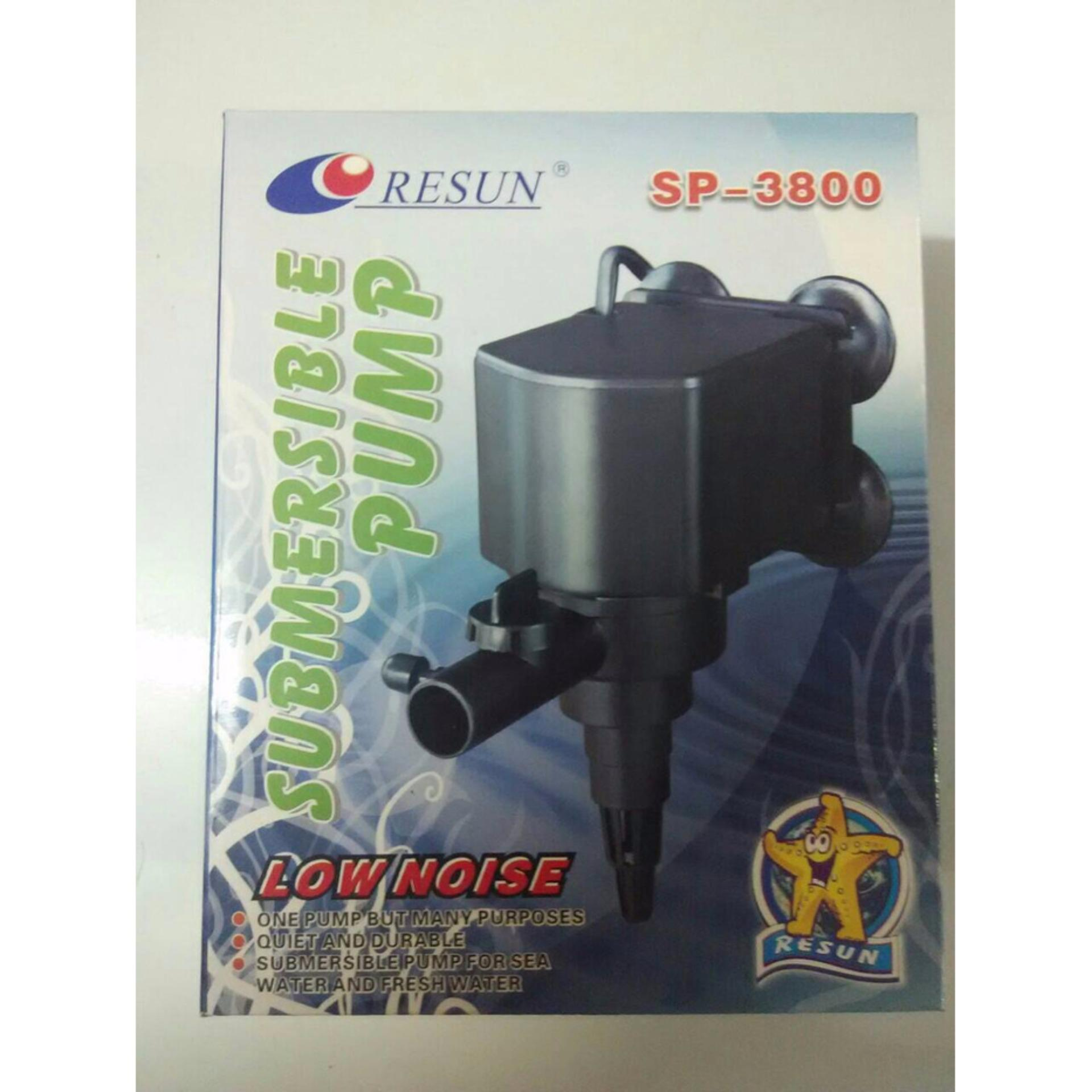 Hot Deals Sloof Power Head Resun Sp 3800 Mesin Pompa Air For Sk 05 Protein Skimmer Aquarium