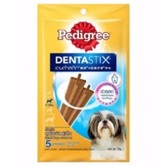 Snack Anjing Pedigree DentaStix Small Breed 12 Packs [12 x 75g]