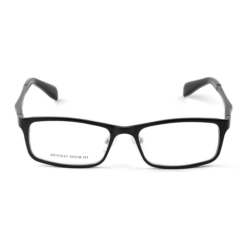 Stallane Fashion Optik Kacamata Bingkai Kacamata Frame Aluminium Miopia Bisnis Tontonan Penuh Bingkai .