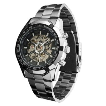 Alexandre Christie Mens Fashion Watch Hitam Stainless Ac 8293 M Fb Source · Jam Tangan Formal Pria