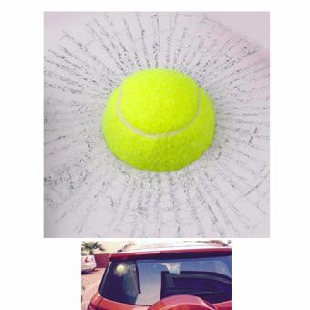 harga Stiker 3D Mobil Model Bola Tenis Sticker Unik Tennis Hit Car Body Kaca Mobil Jendela Spion Ball Design Keren Seakan Pecah 3 Dimensi Desain Kreatif Aksesoris Water Resistant Sun Proof Green Tahan Air Cuaca - Hijau Lazada.co.id