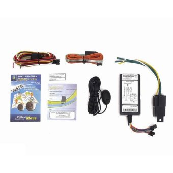 Super Spring Gps Tracker Vt90z Paket Data 6 Bulan