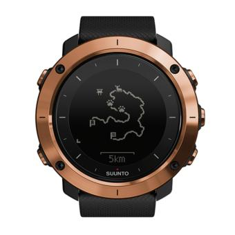 Suunto Traverse Alpha Copper Special Edition SS023443000