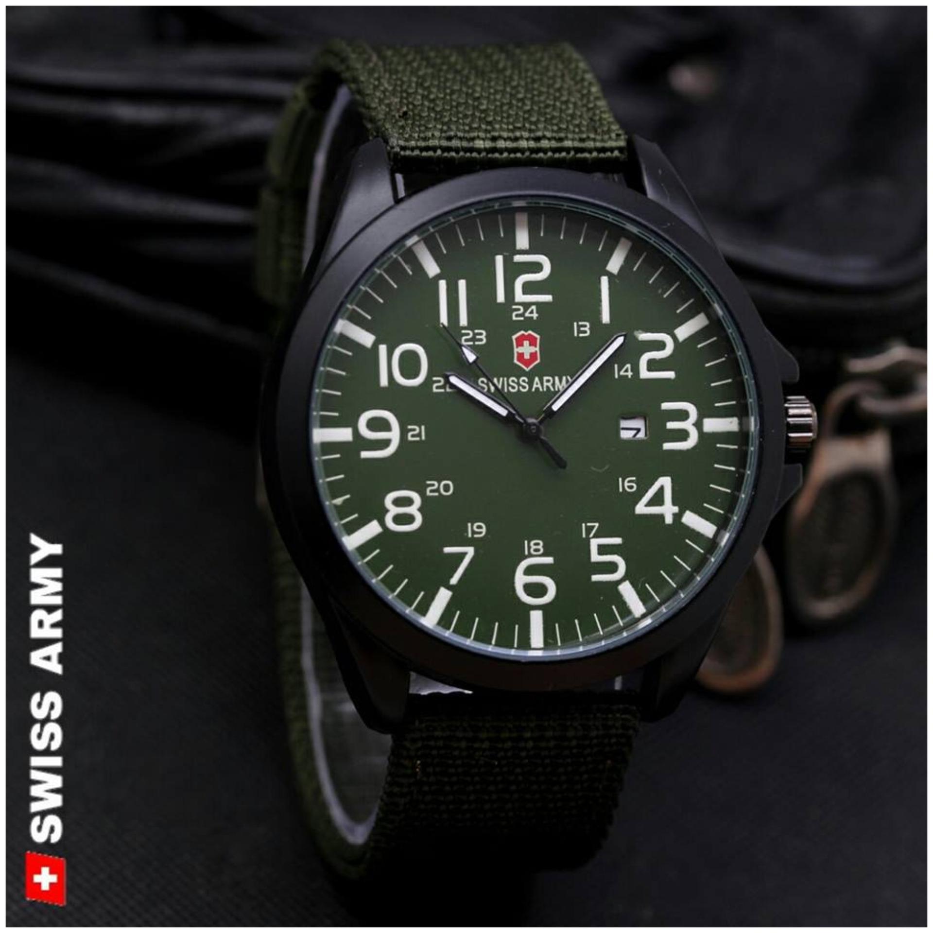 Swiss Army Chrono Jam Tangan Pria Leather Strap Sa1359hm Daftar Balmer Sapphire D46h735bl7910mckts Chronograph Coklat