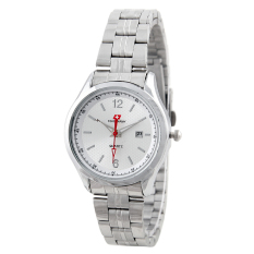 Swiss Army Women Fashion Jam Tangan Wanita - Stainless - Silver - SA 1137 SSMLG
