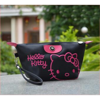 Tas Kosmetik Pouch Hello Kitty