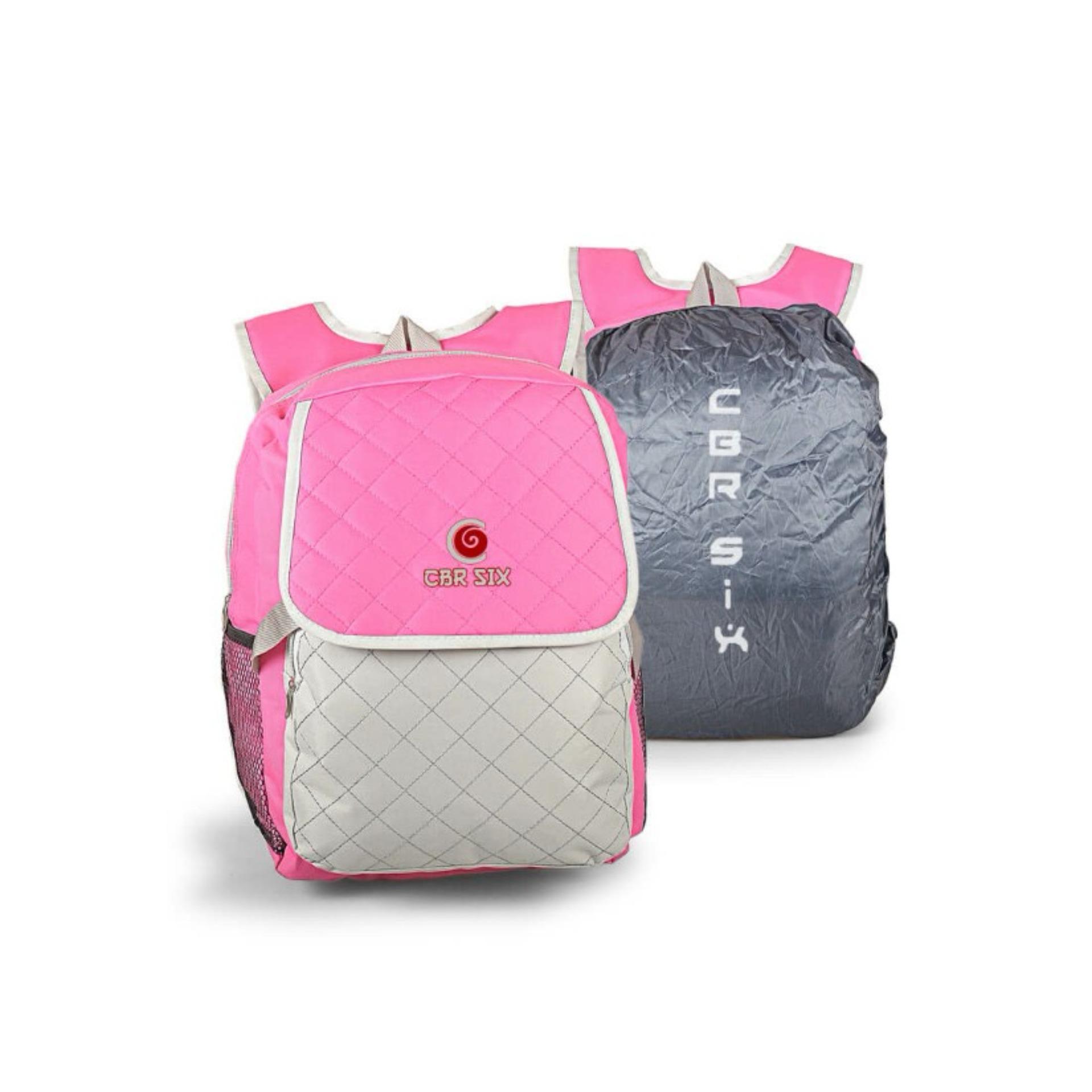 Garucci Tas Ransel Sekolah Anak Perempuan Dinier Tdr 3072 Pink Laki Sintetis Tng 3205 Merah Warna Kom Plus Raincover Cbr Six
