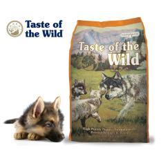Taste Of The Wild High Prairie Puppy Formula 15lbs