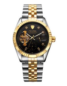 Tevise 629-FEILUN-JH-G Top Brand Luxury Digital Casual Watch Men Business Wristwatch Automatic Mechanical Fashion Wrist Watches - Intl