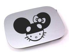 Tokomonster Decal Hello Kitty Thumb You Stiker Penutup Tangki MobilIDR40000 Rp 40 000