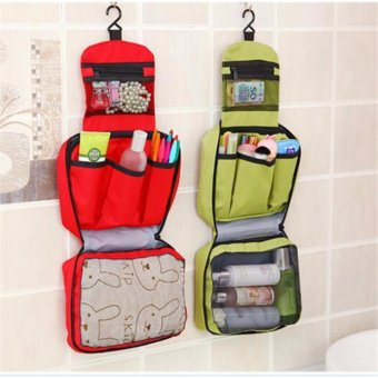 Travel Trace Bag in bag Wanita / Travel Your Life / Travel MateToileters .