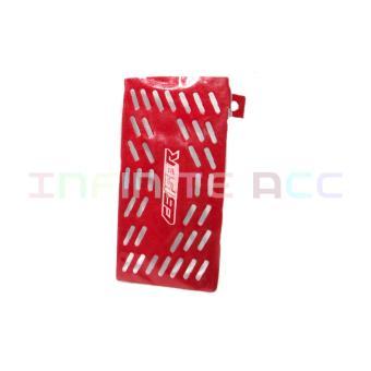 Tutup Radiator CB150R Merah