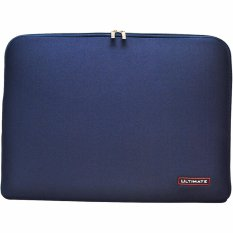 Ultimate Classic 14 inch Dark Blue - Tas Laptop/Case/Softcase/Sleeve/Bag/Cover