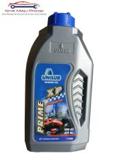 Rp 65000 Unilub Prime XP 10W 40 Oli Mobil Bensin 1 Liter