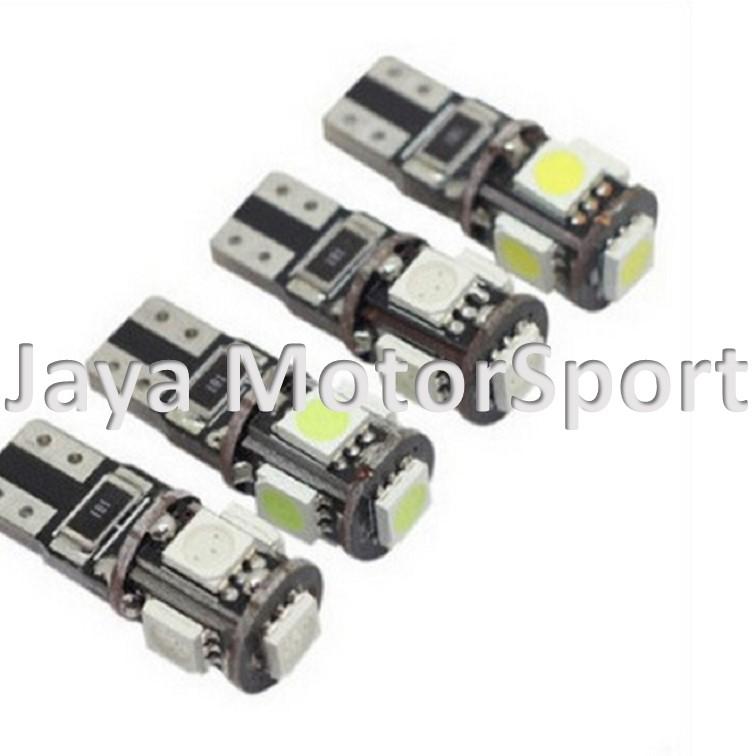Universal - 1 Pair / 2 Pcs Lampu LED Mobil / Motor /