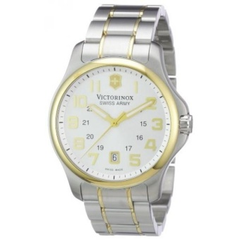 Victorinox Swiss Army Mens 241362 Officers Gent Watch - intl